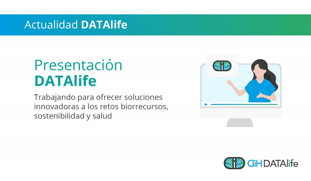 imagen presentación de DATAlife