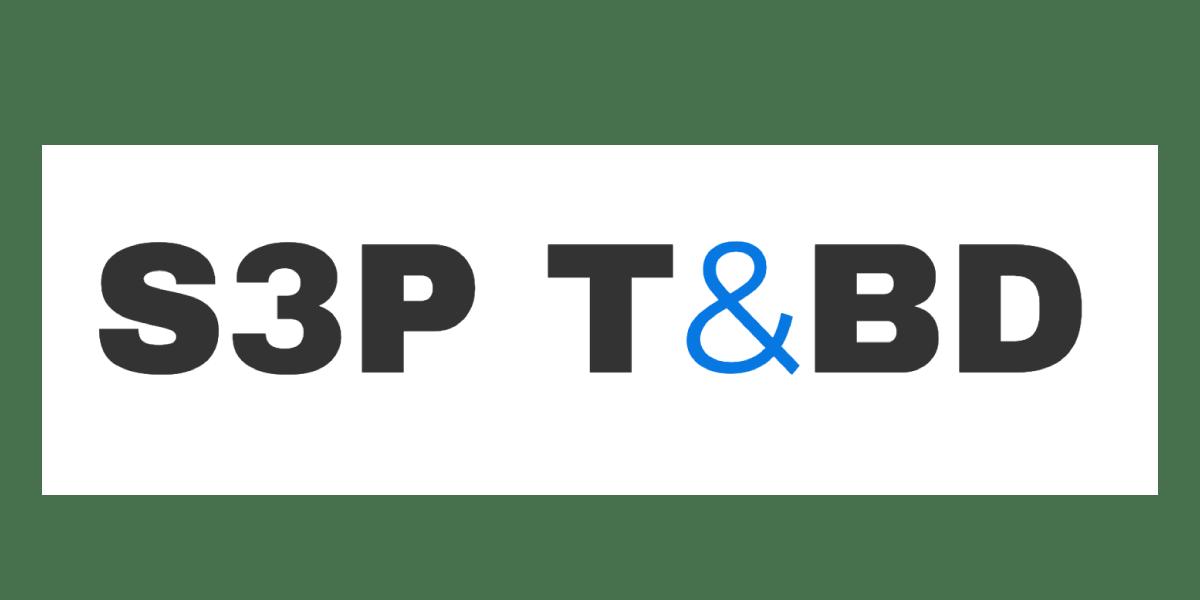 S3P T&BD